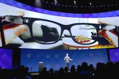facebook augmented reality f8 zuckerberg AR