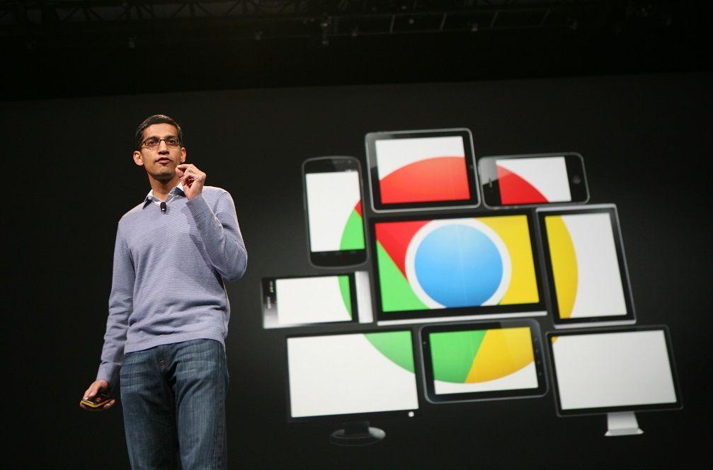 google chrome ad blocker monopoly