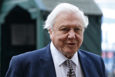 Sir David Attenborough teams up with Sky to create a VR system about paleontology.