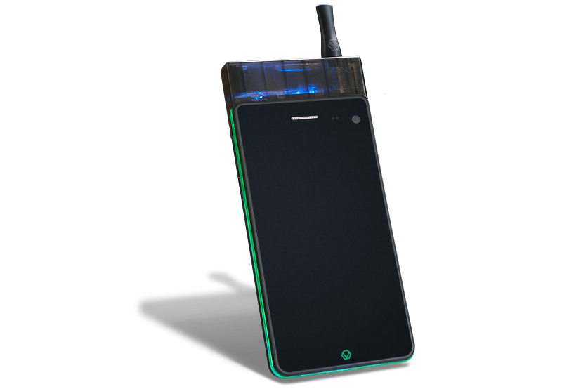 smartphone vape silicon valley