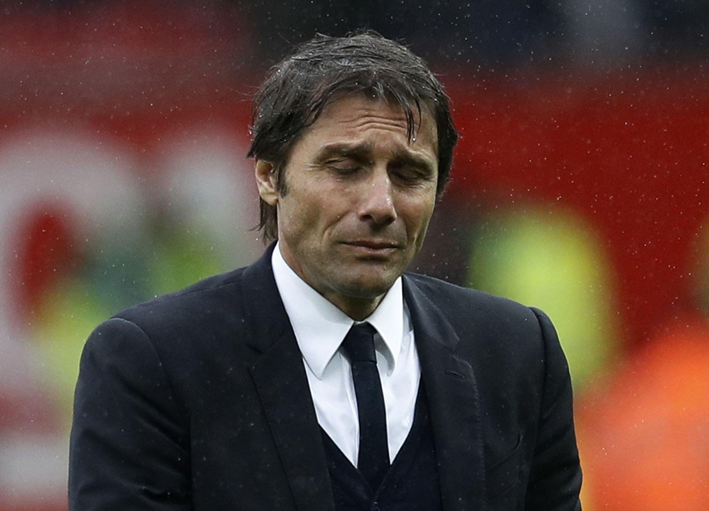 Antonio Conte Facing Mounting Injury Concerns Ahead Of FA ...  Antonio Conte F...