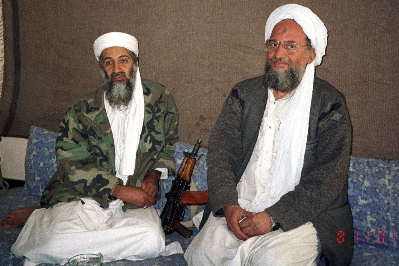 Zawahiri Bin Laden