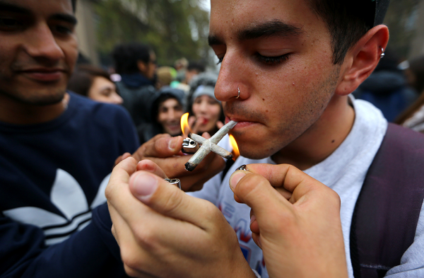 poll finds majority of Americans support marijuana legalization.