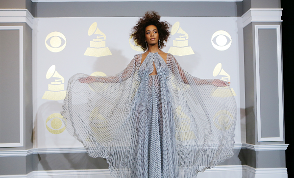 """Solange Knowles reveals there are no plans to go on tour for """"A Seat at the Table"""" ablum as of yet."""