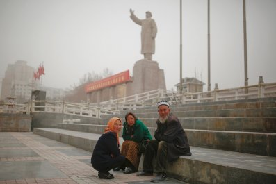 Kashgar muslims