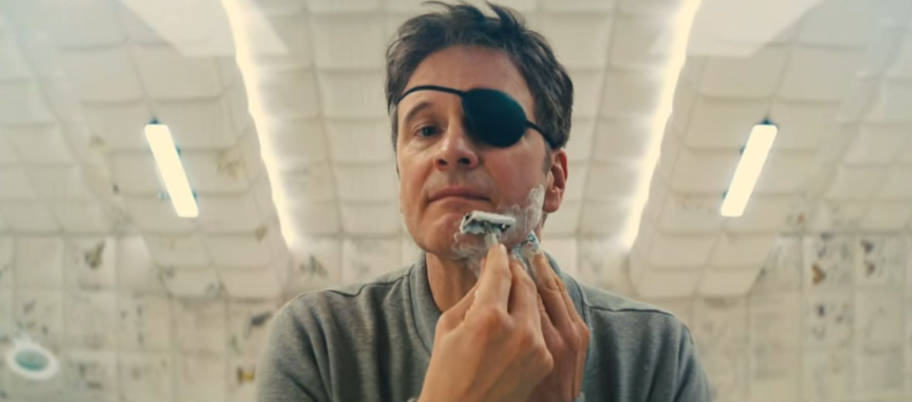 Colin Firth in Kingsman 2