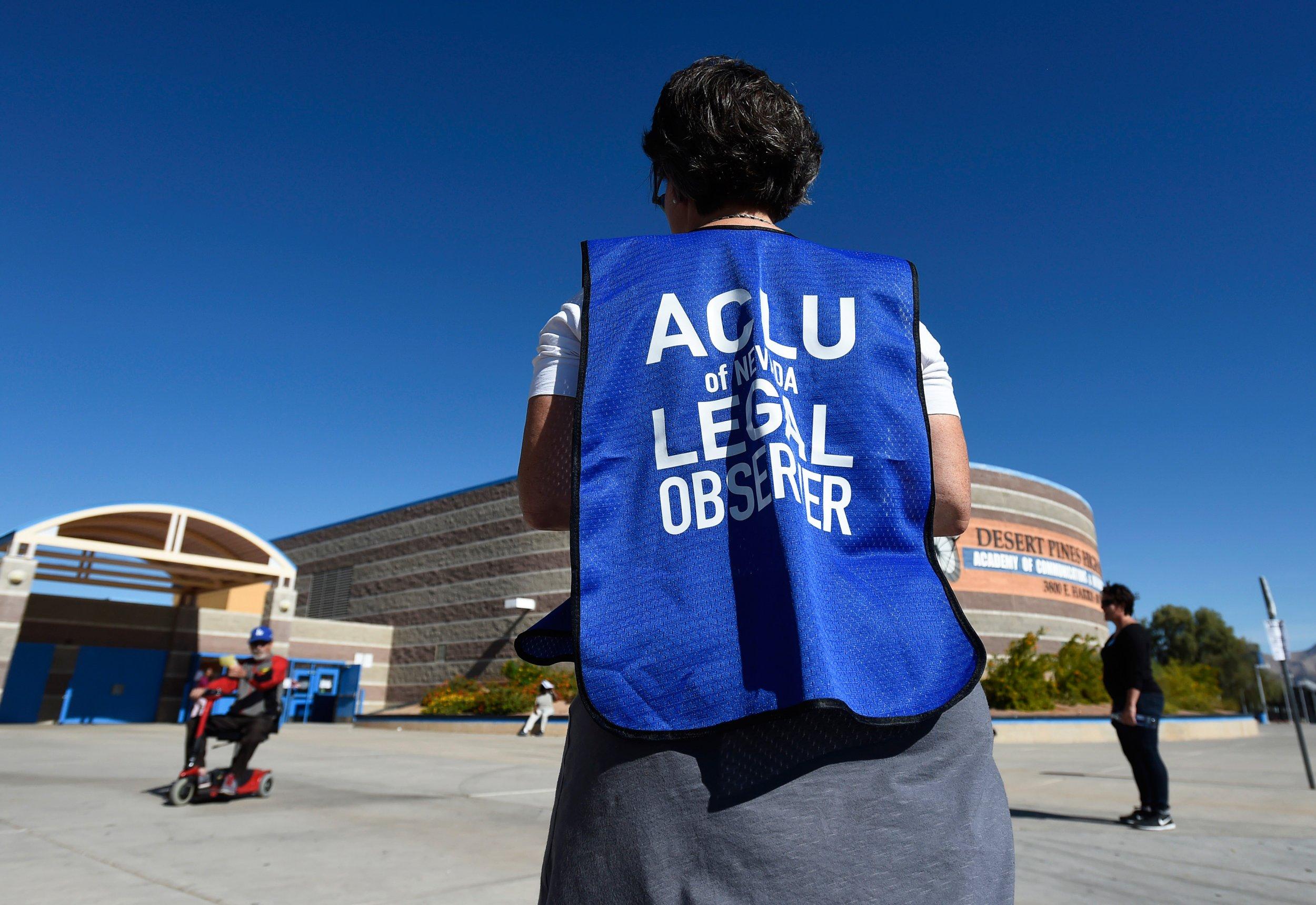 ACLU observer