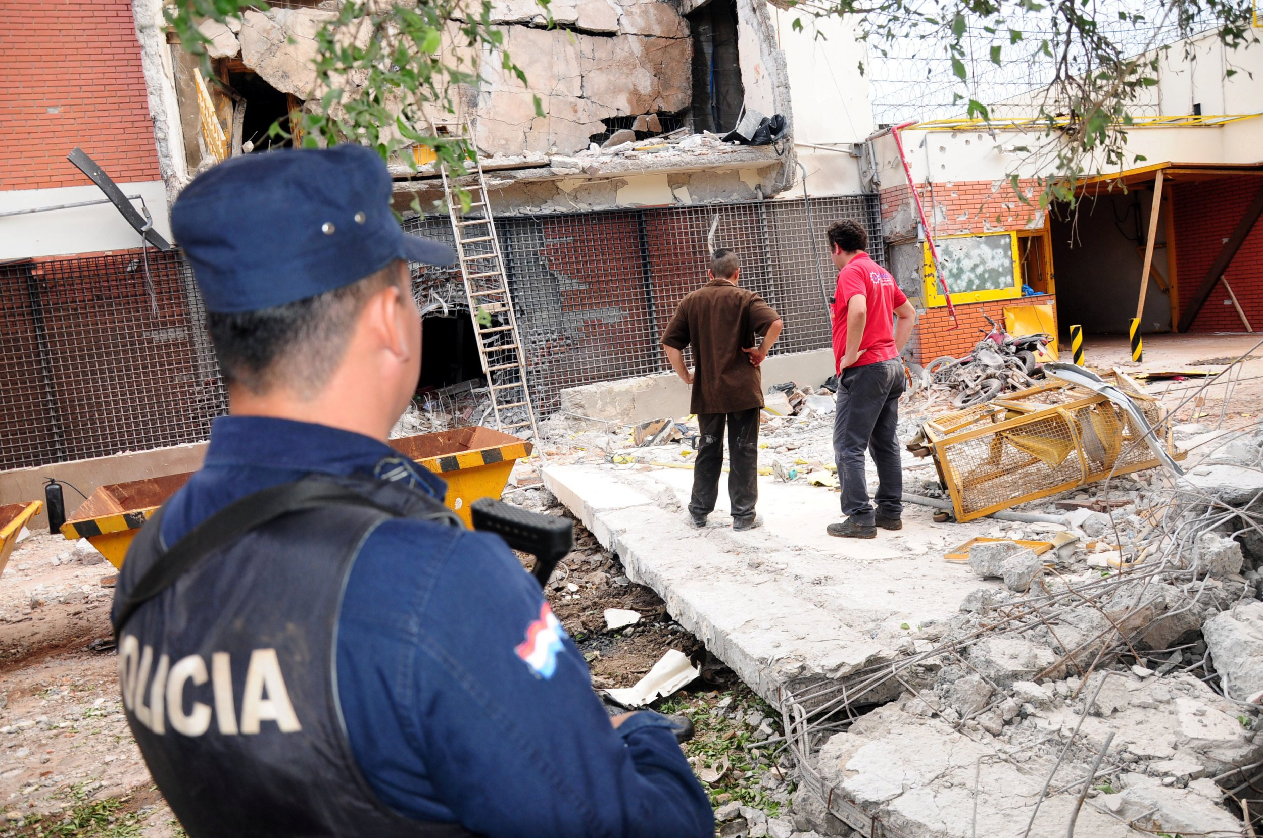Ciudad Del Est assault