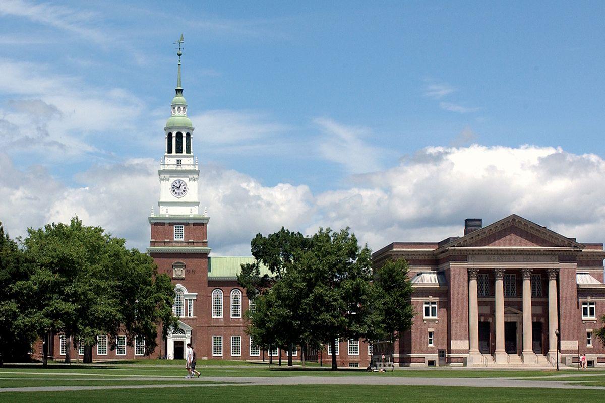 Dartmouth College Autos Post