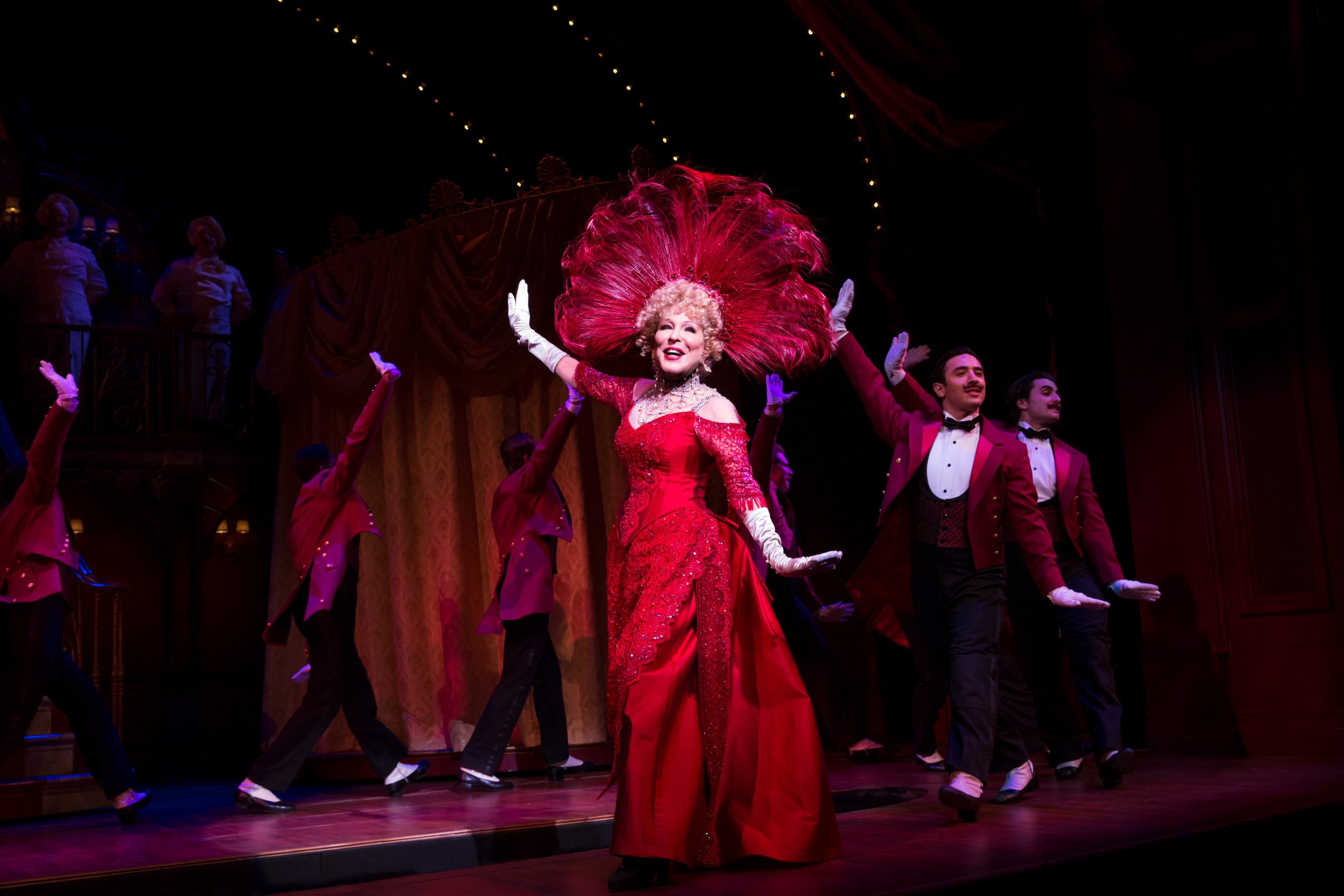 Bette Midler in HELLO, DOLLY