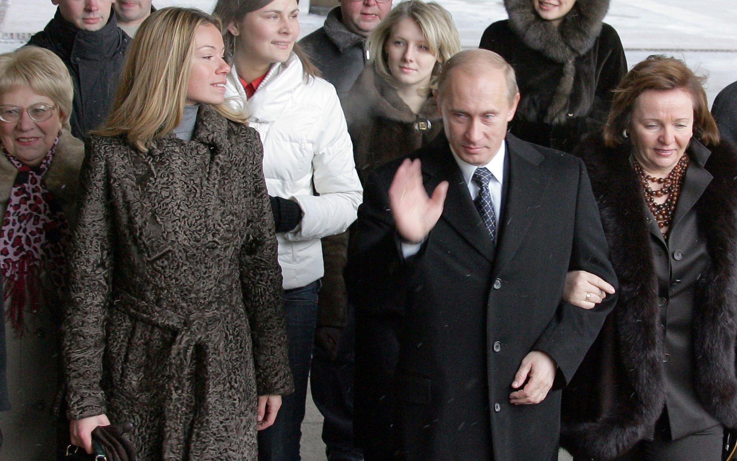 Putin's family