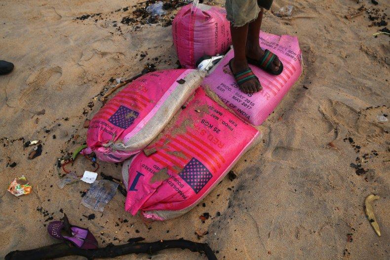 U.S. aid sack Liberia