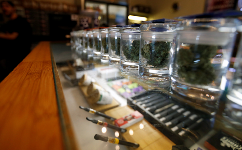 Colorado is on track to have record-breaking marijuana sales in 2017.