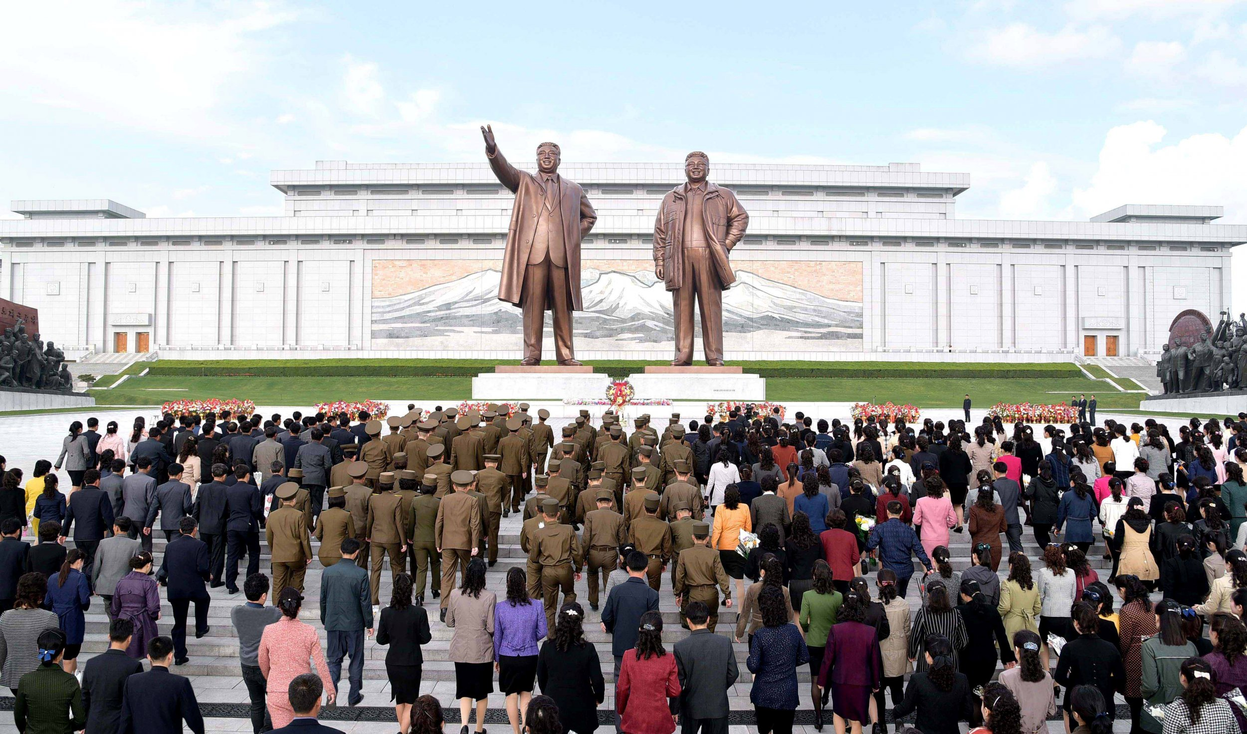 Image result for Illegal Tourist Attractions (North Korea)