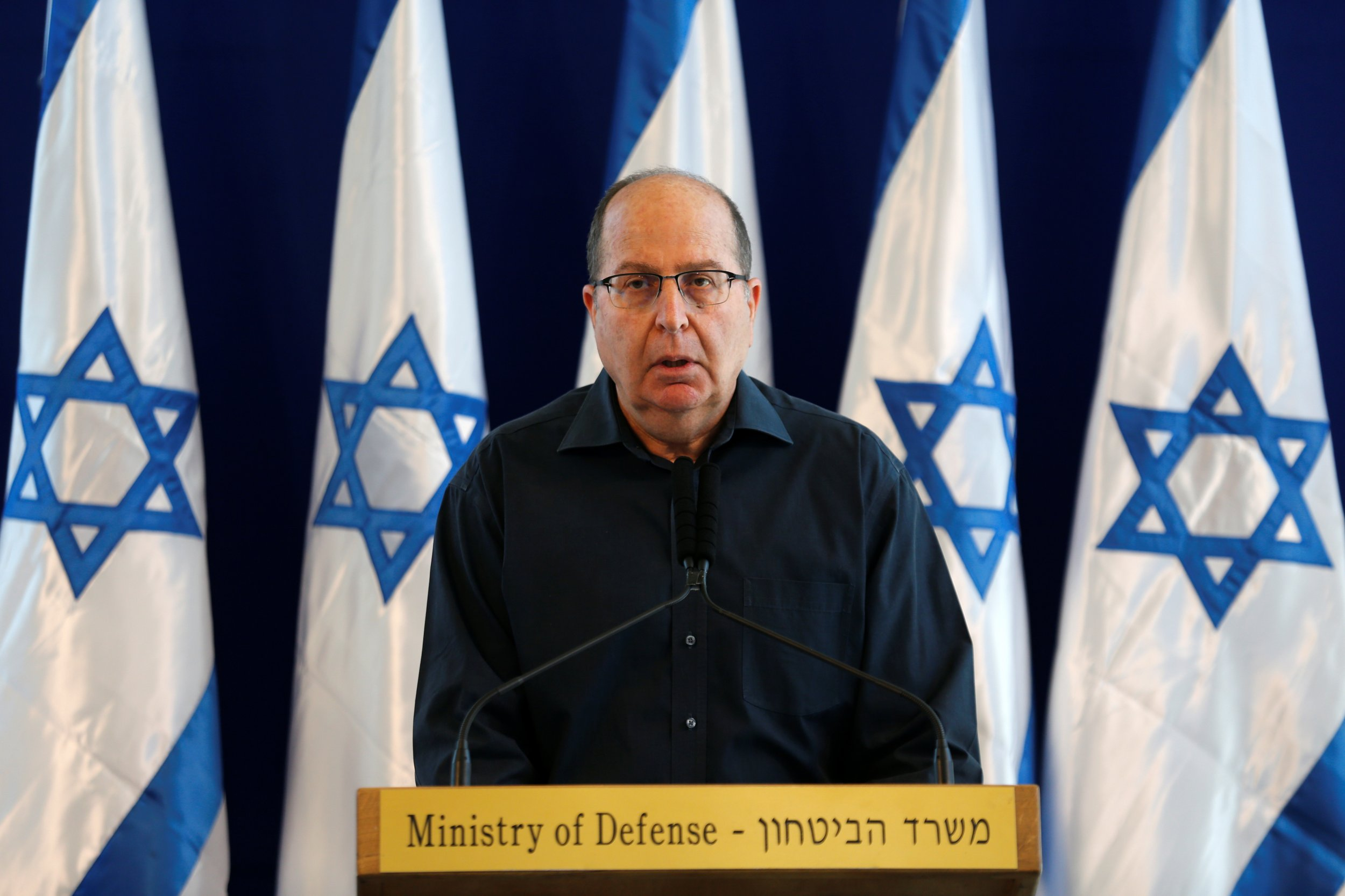 ISIS Fighters Regret Attacking Israel And Have 'Apologized', Former Defense Minister Says
