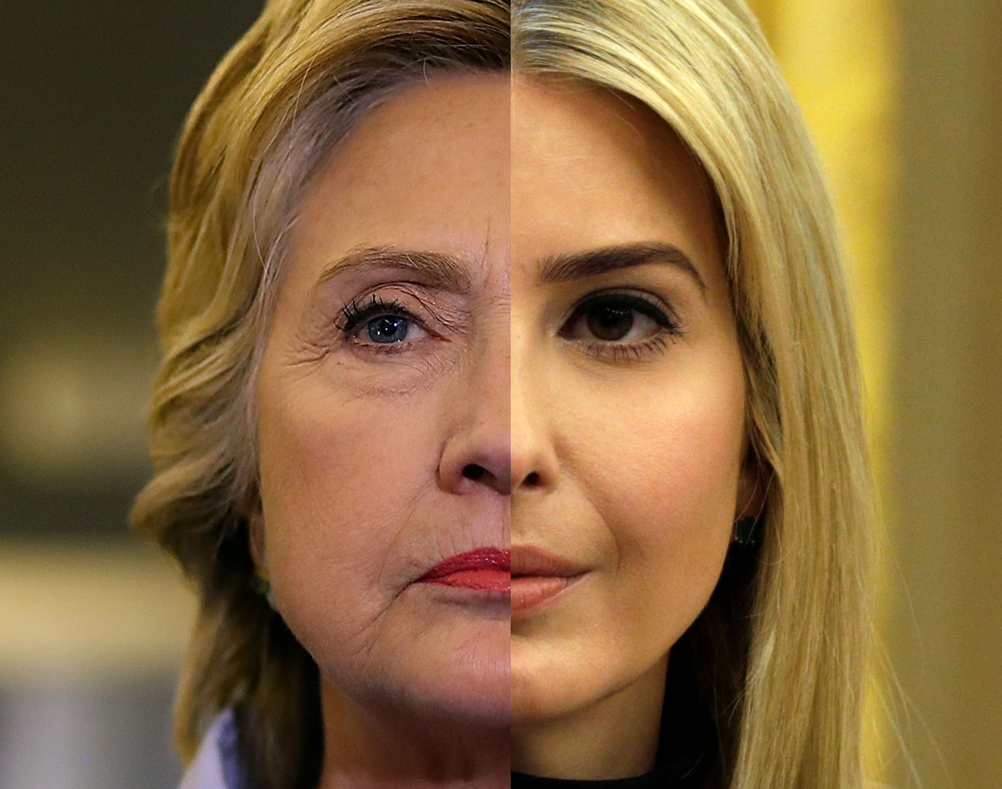 Ivanka Trump The New Hillary Clinton In The White House