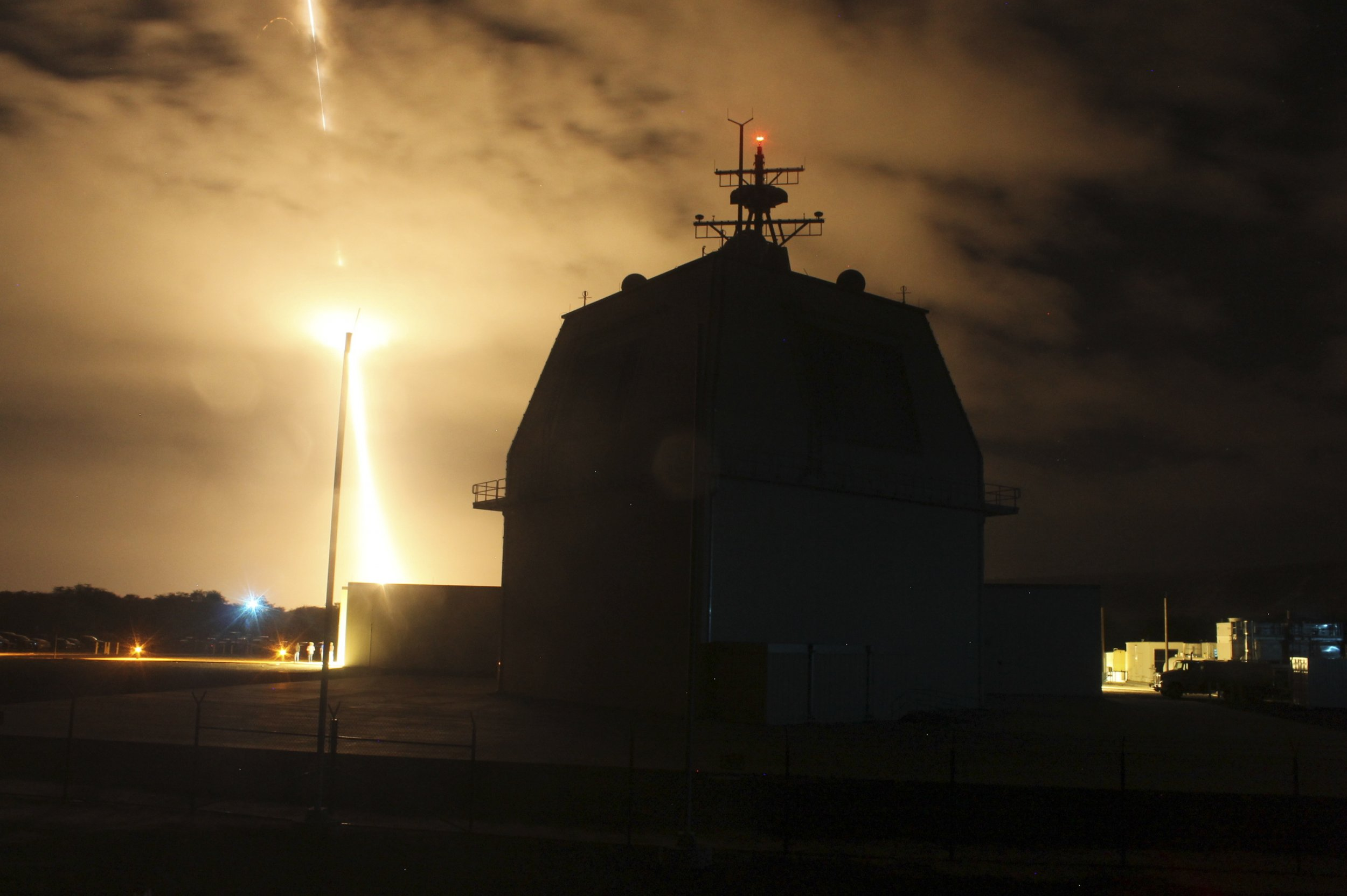 Russian Officials Say U.S. Global Missile Defense Could Lead to Nuclear War in Europe