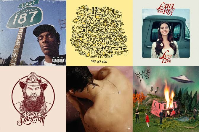 May Albums