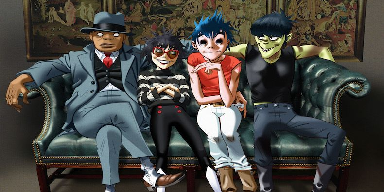 Review: Gorillaz's 'Humanz' Is an Unstable Soundtrack for ...