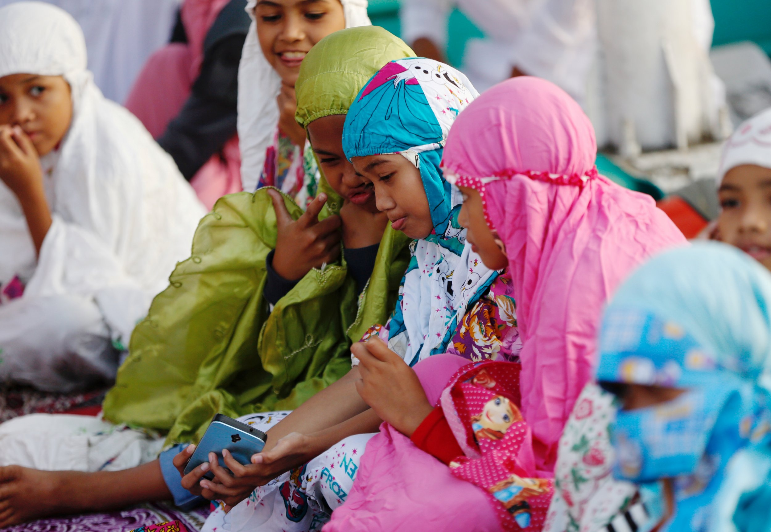 Indonesia girls