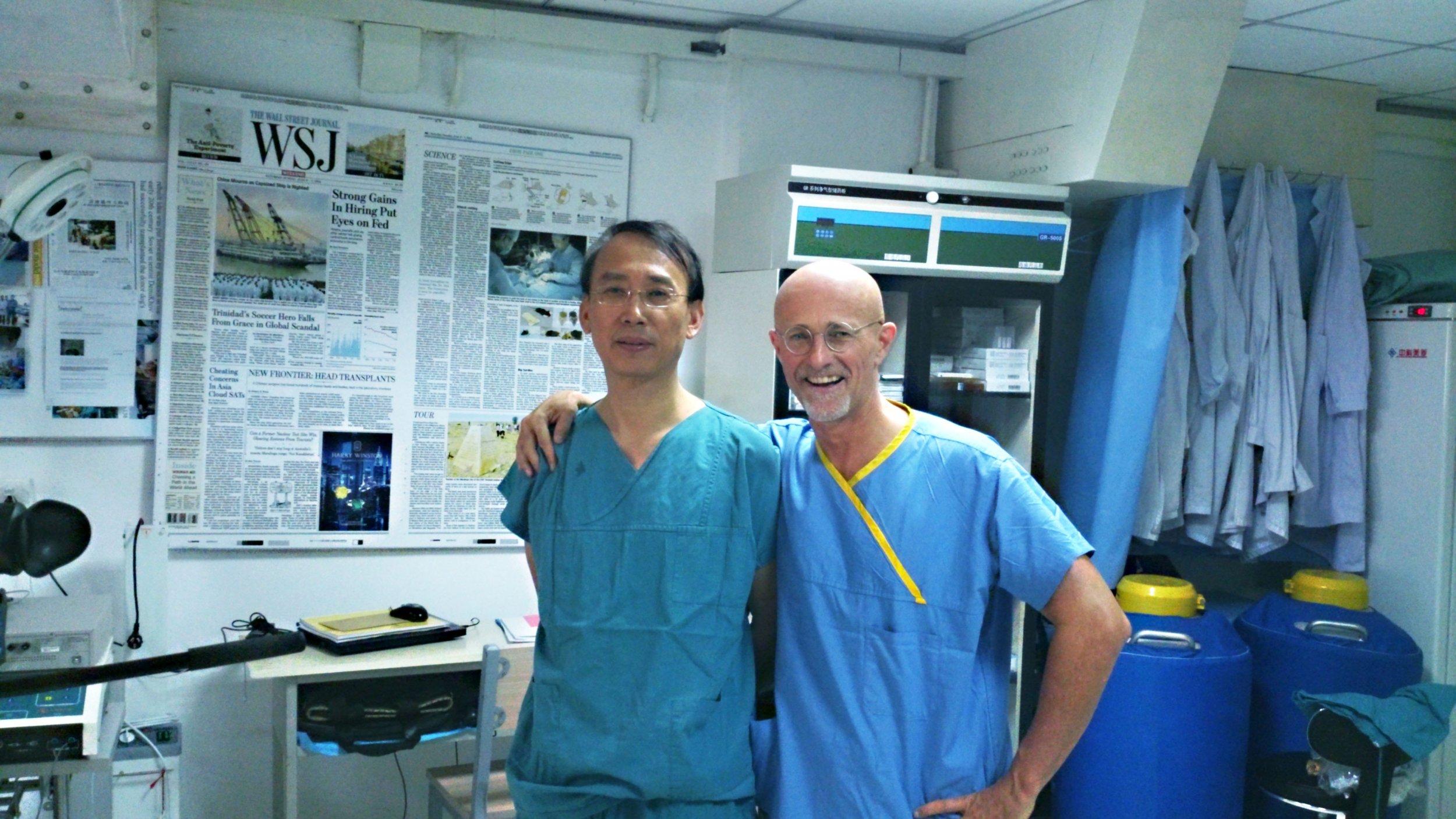 sergio canavero head transplant