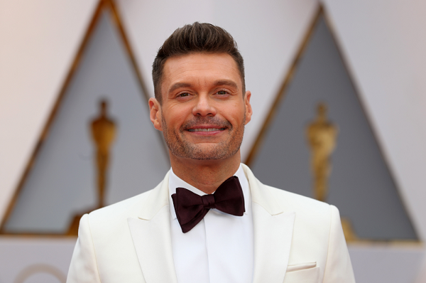 Ryan Seacrest to be Kelly Ripa's new 'Live' co-host.