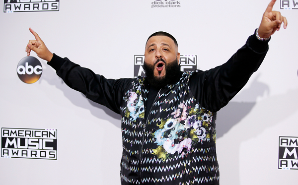 DJ Khaled lands a cameo role in the upcoming 'Spiderman: Homecoming' film.