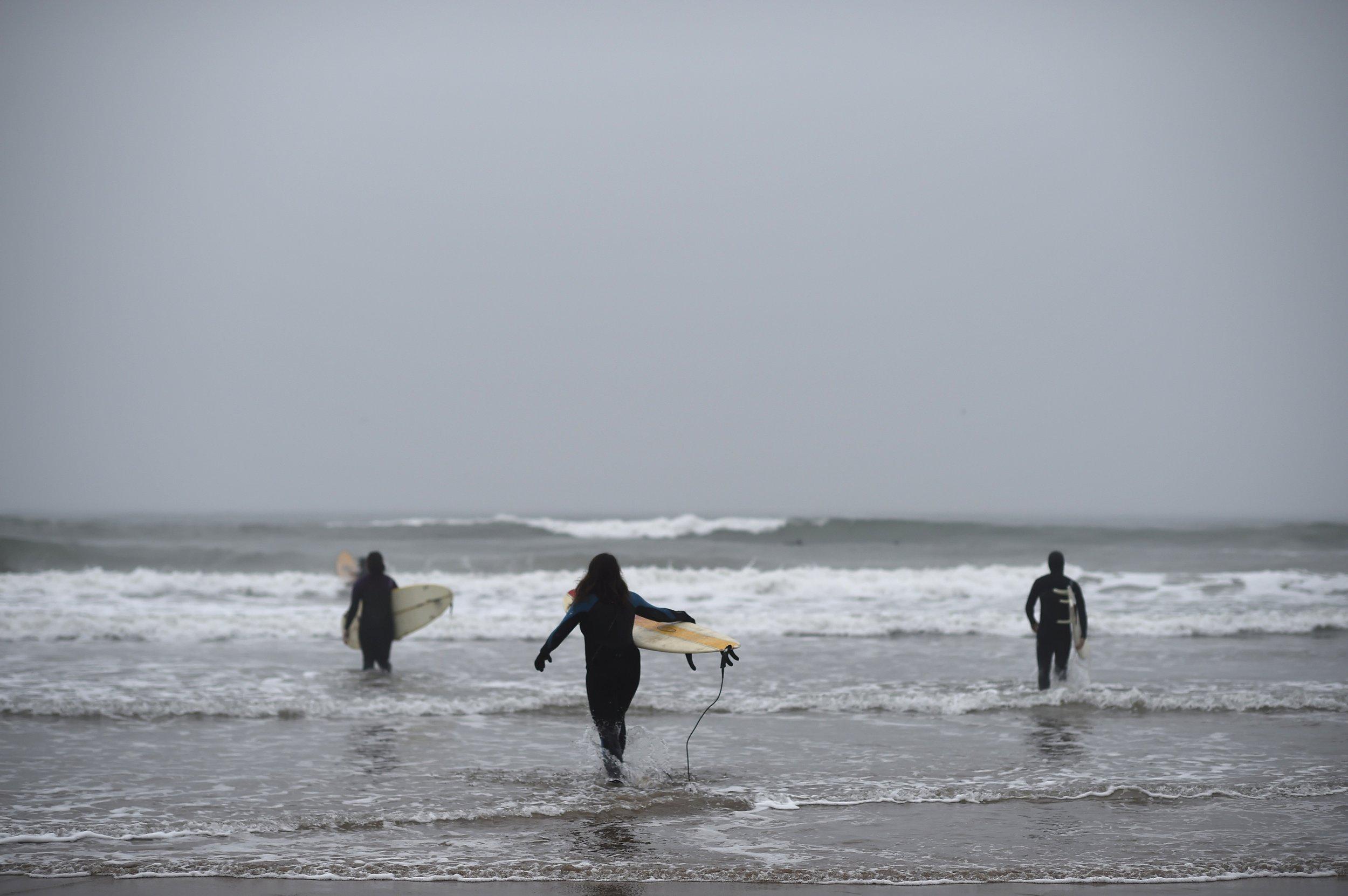 Surfers Scotland