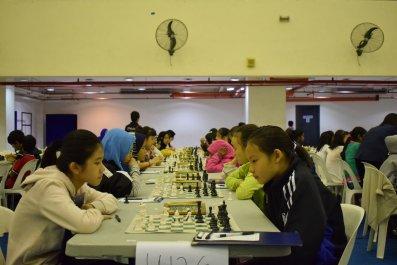 U12 Malaysia chess