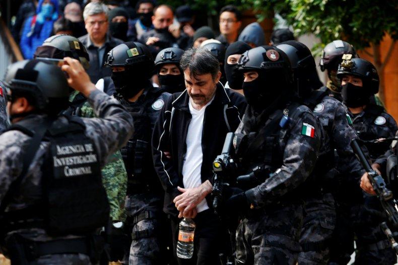 Damaso Lopez drug lord
