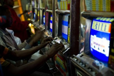 Gambling in Africa