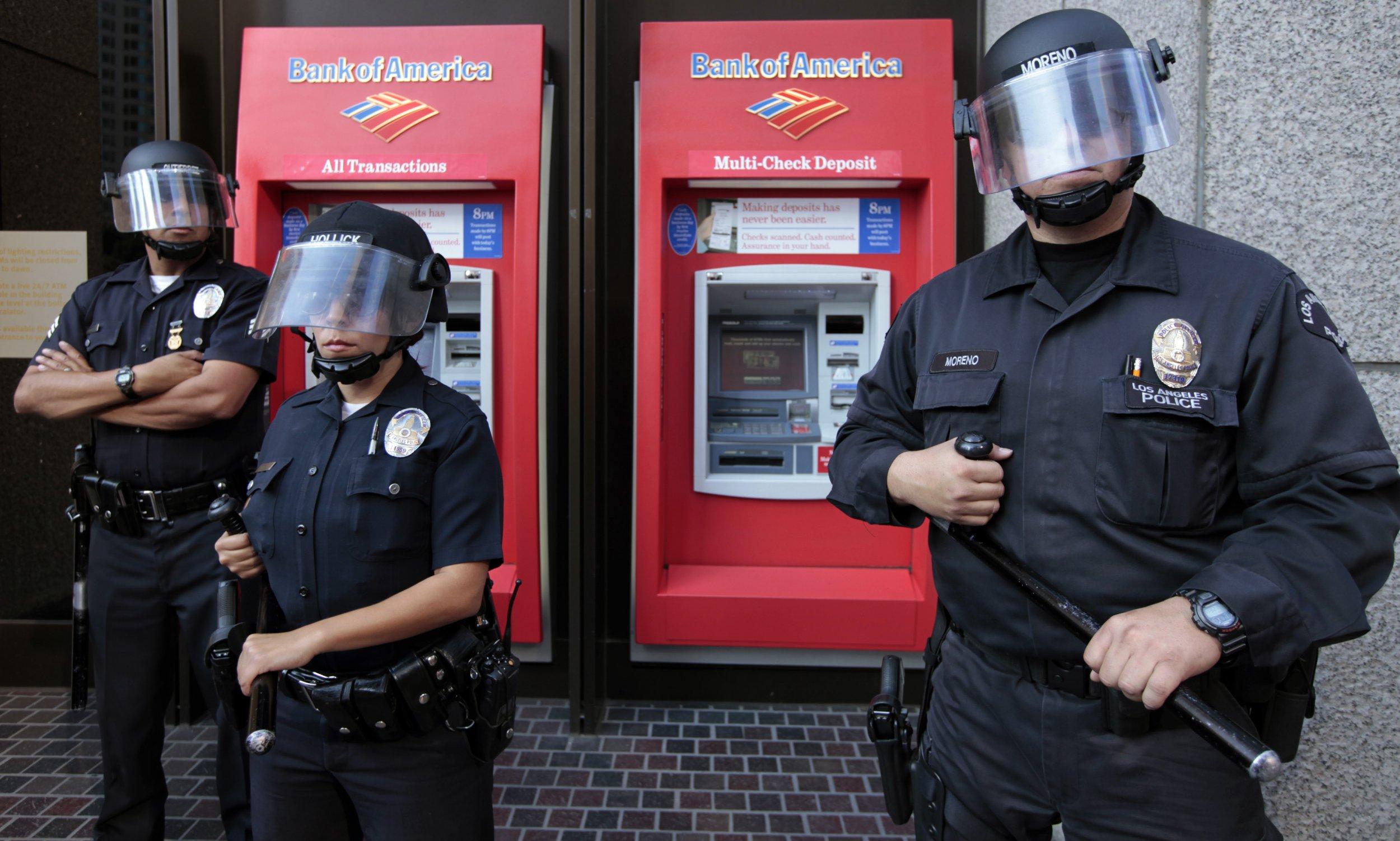 ATM police