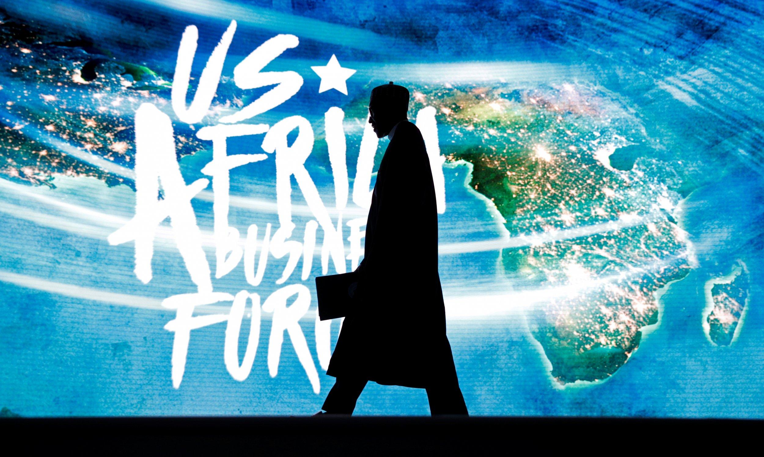 Muhammadu Buhari silhouette