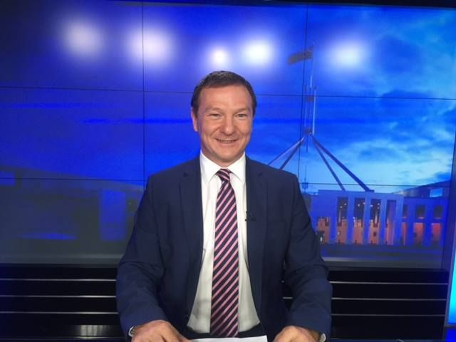 Australian MP Graham Perrett