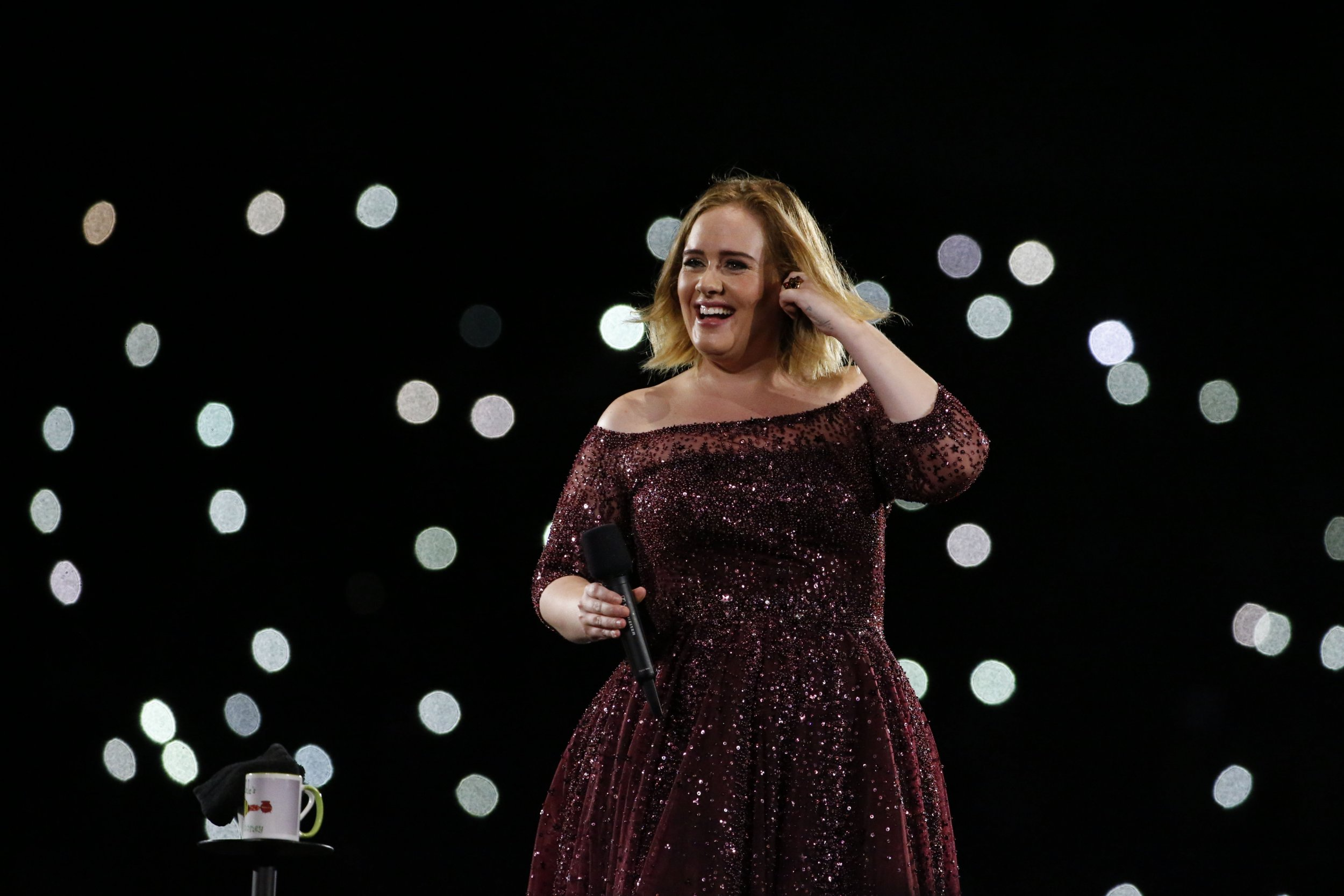 Adele in Brisbane
