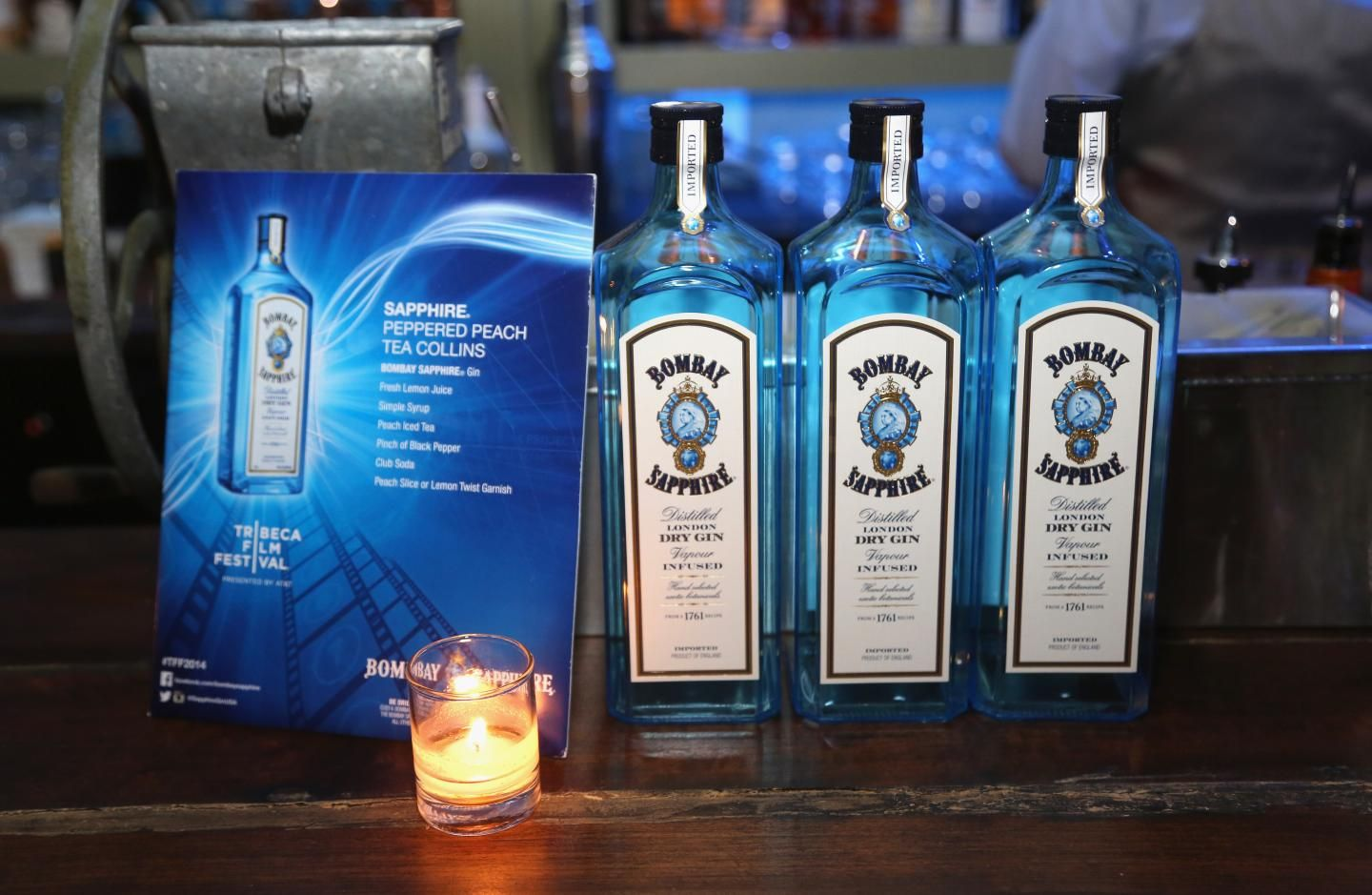 Canada Recalls Bombay Sapphire Gin With 77 Percent Alcohol