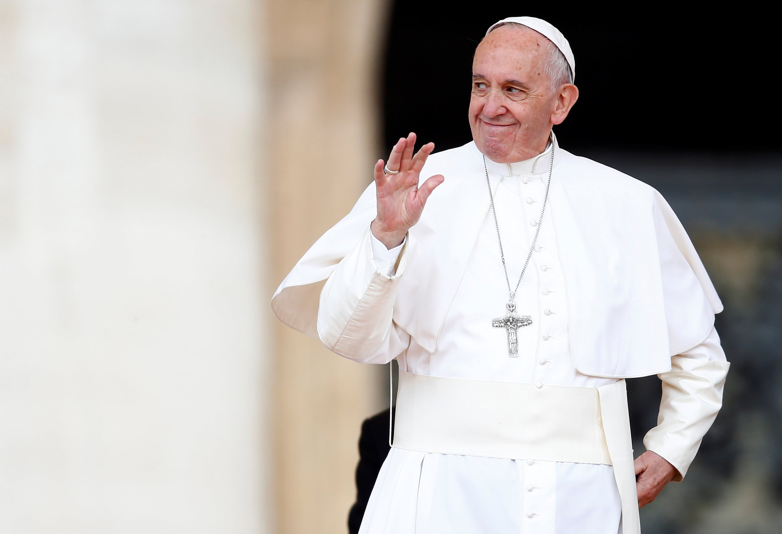 Pope Francis Is Meeting With Donald Trump But They Might