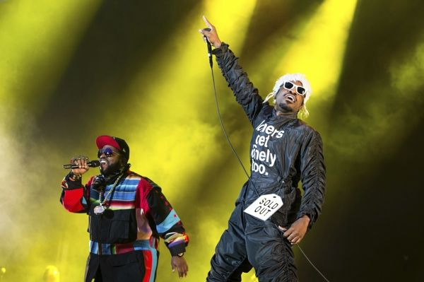 Rapper Big Boi says there may be an Outkast biopic on the way.