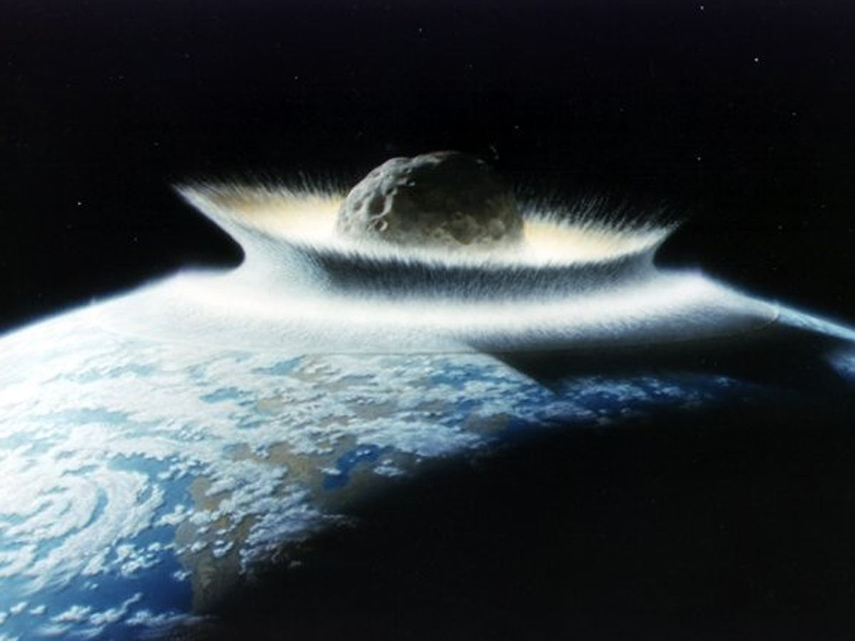 1,000-Foot-Wide Asteroids That Could Hit Earth Discovered by