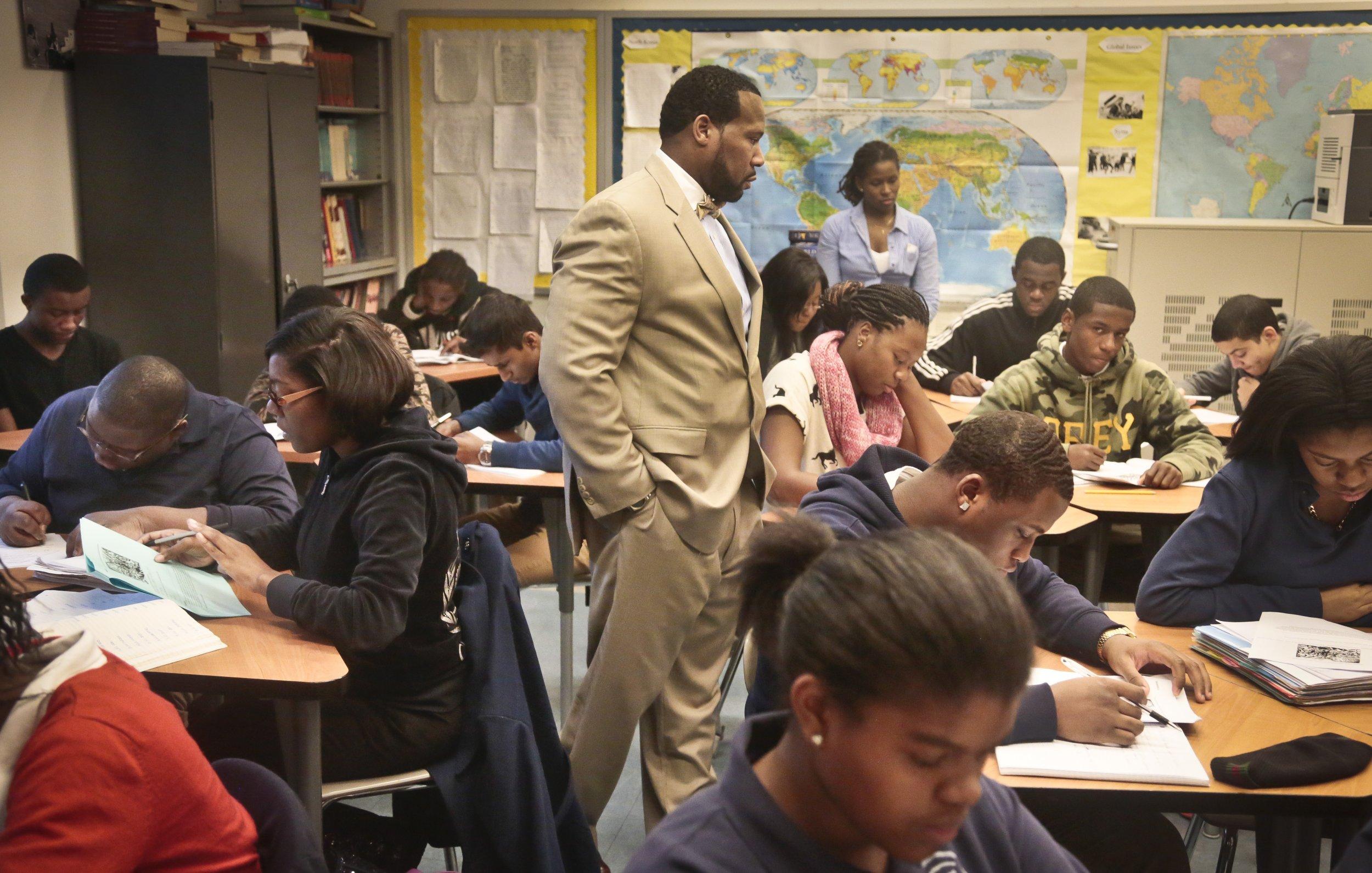 School Segregation Is Getting Worse as Wealthier, Whiter ...
