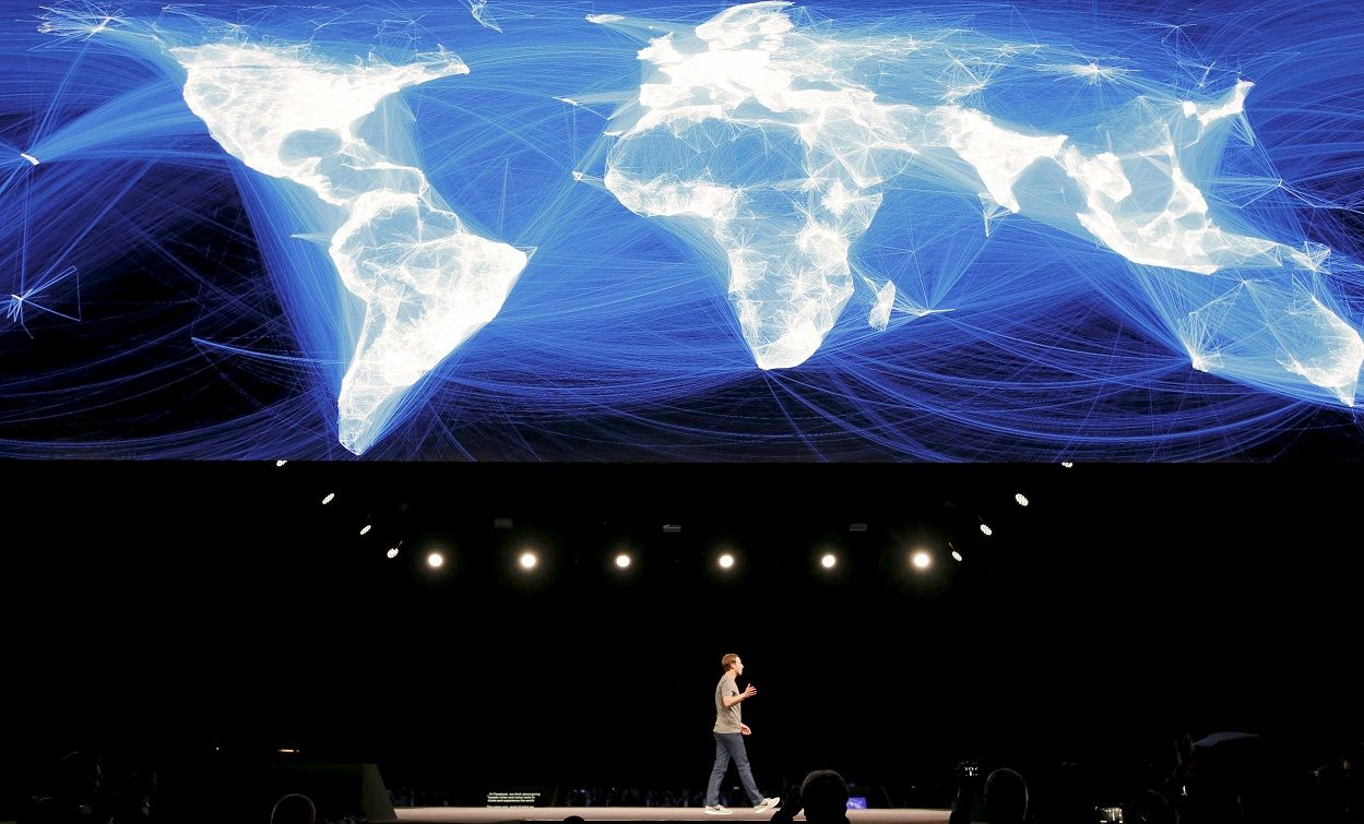 Facebook two billion users growth milestone