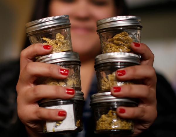 Vermont House passes bill to legalize recreational marijuana.