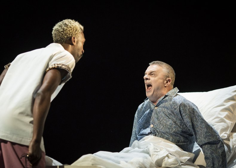 Nathan Lane in Angels in America