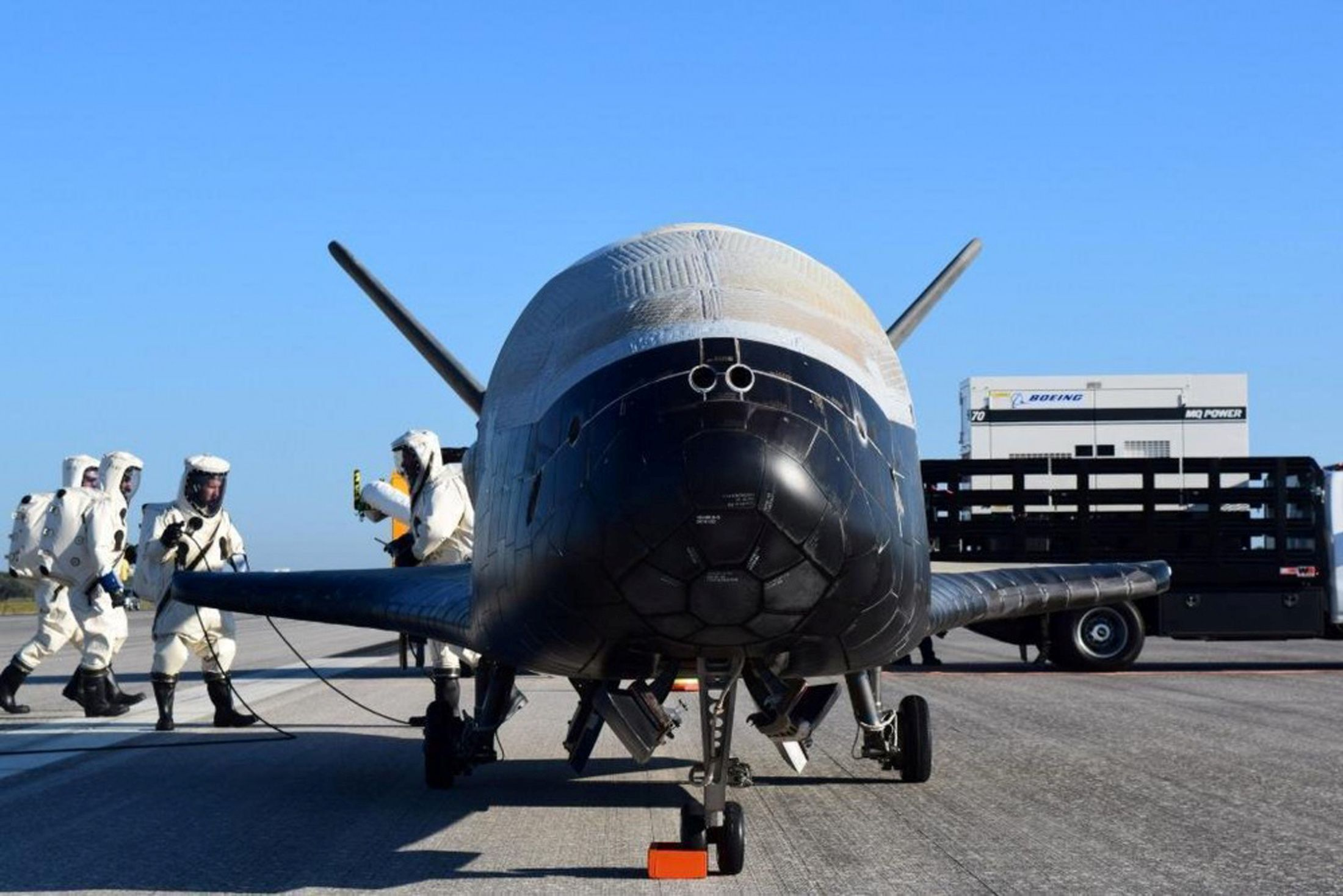 Unmanned Space Plane