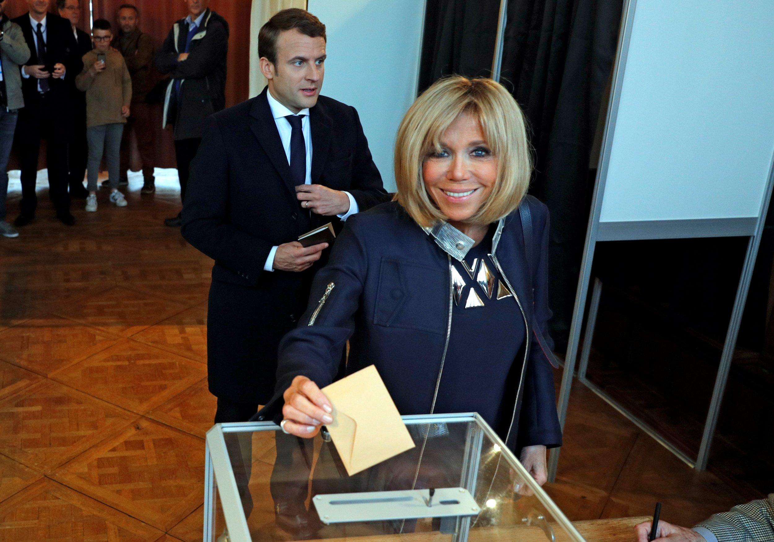 Brigitte Trogneux