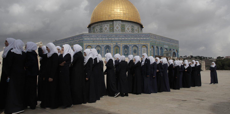 Jerusalem's Al-Aqsa
