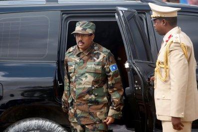 Somalia President Farmajo