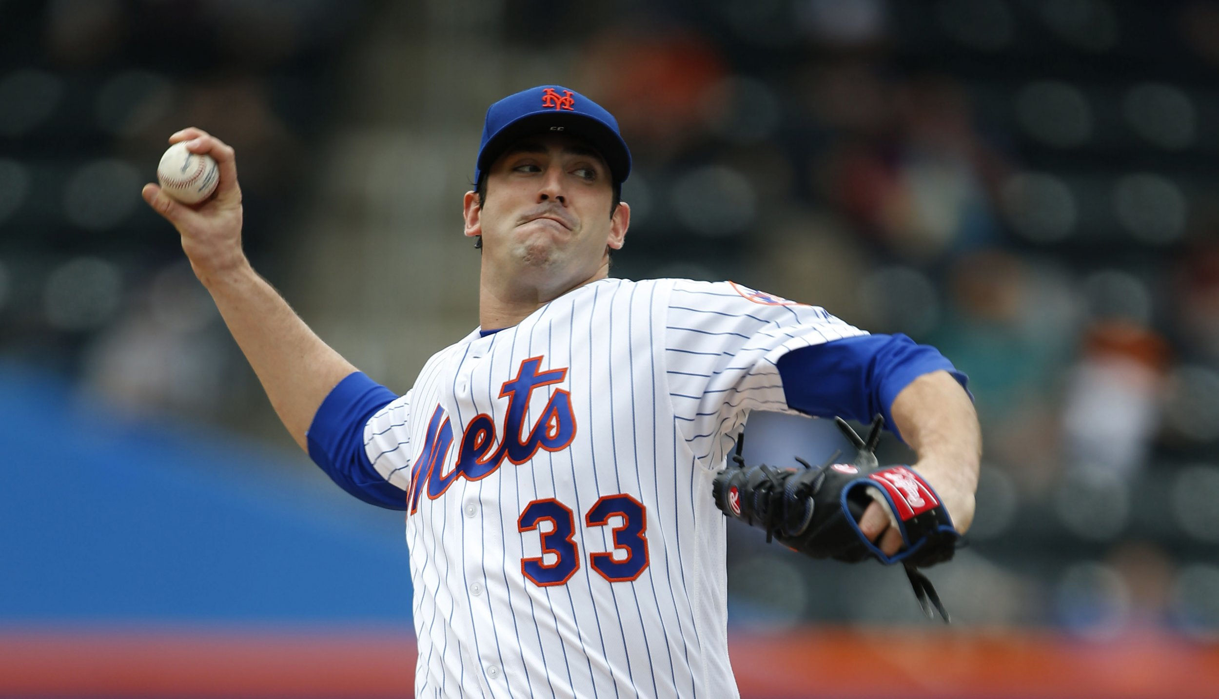 b556fe2cfa0 Matt Harvey pitches in New York City on April 27. Harvey was suspended by  the Mets for an undisclosed violation of team rules. Noah K. Murray-USA  TODAY ...