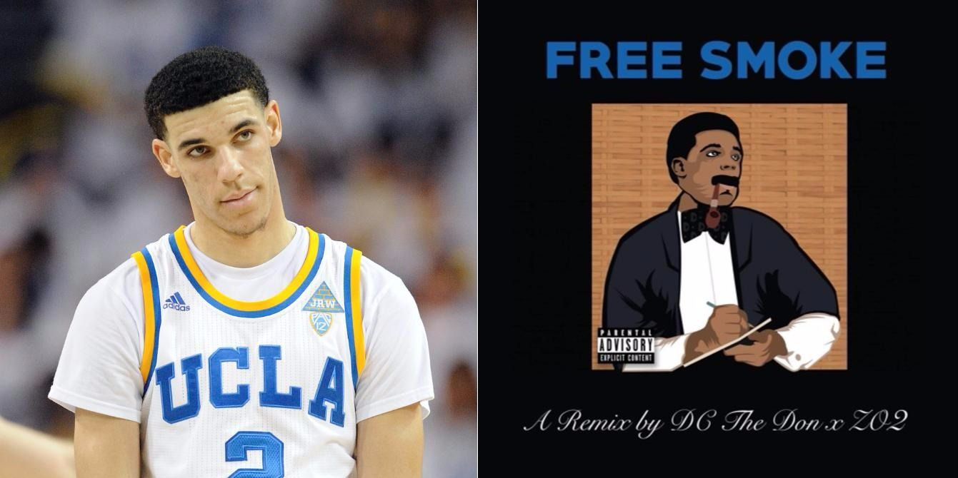 Lonzo Ball May Not Yet Deserve a $495 Shoe for Basketball, but He Sure Raps Like He Deserves One