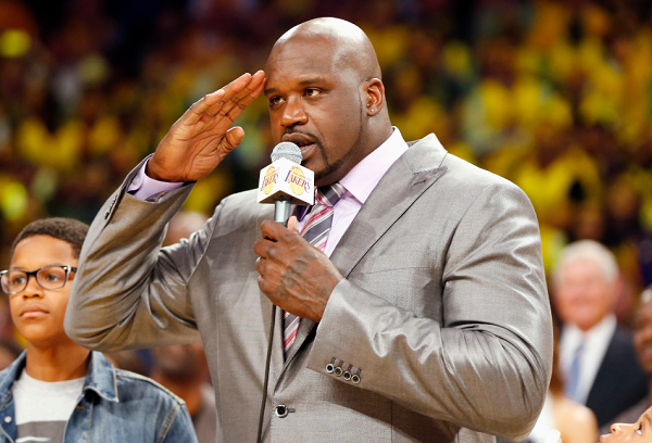 Shaquille O'Neal announces plans to run for sheriff in 2020
